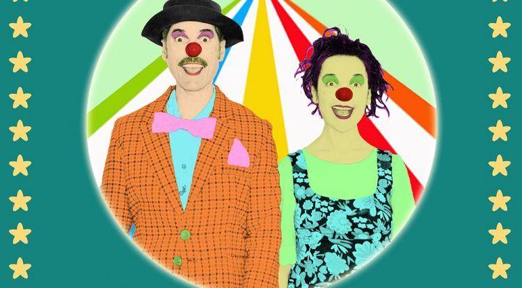 Teatro de payasos gratis para niños en Fuengirola