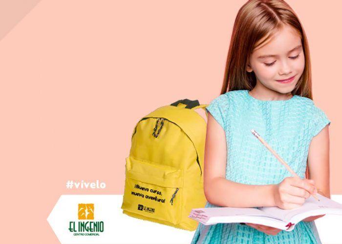 Vuelta al cole en El Ingenio de Vélez-Málaga con regalos para niños