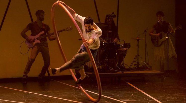 'YOLO', un espectáculo de circo para toda la familia en el Teatro Cervantes de Málaga