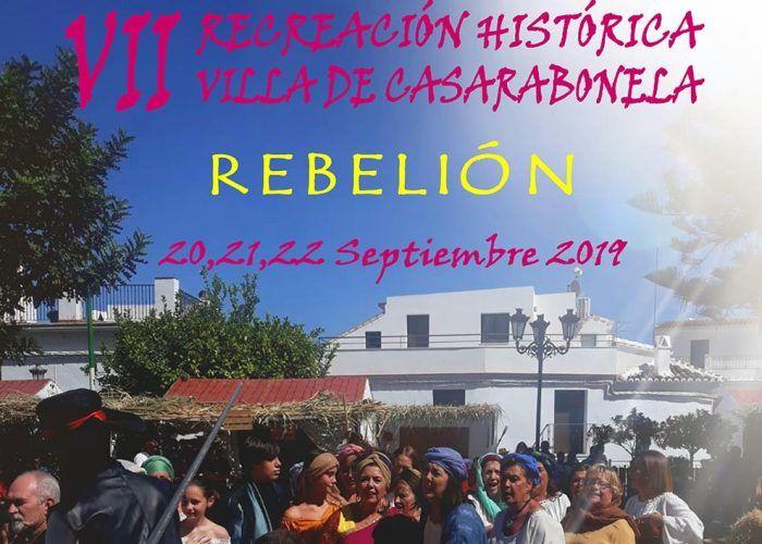 Recreación histórica Casarabonelas