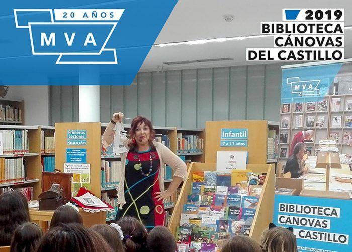 Actividades gratis para niños este octubre en la Biblioteca Cánovas del Castillo