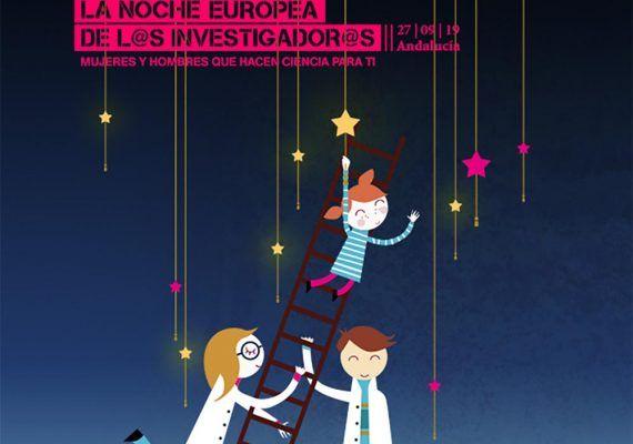 Actividades gratis para toda la familia en La Noche de los Investigadores de Málaga