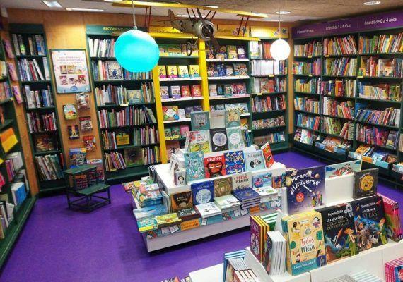 Cuentacuentos y taller infantil gratis en la Casa del Libro de Málaga