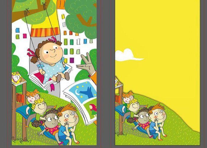 Cuentacuentos gratis para niños en los parques de Cruz de Humilladero (Málaga)