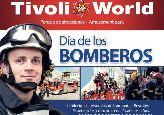 Entrada gratis a Tivoli World en el Día de los Bomberos