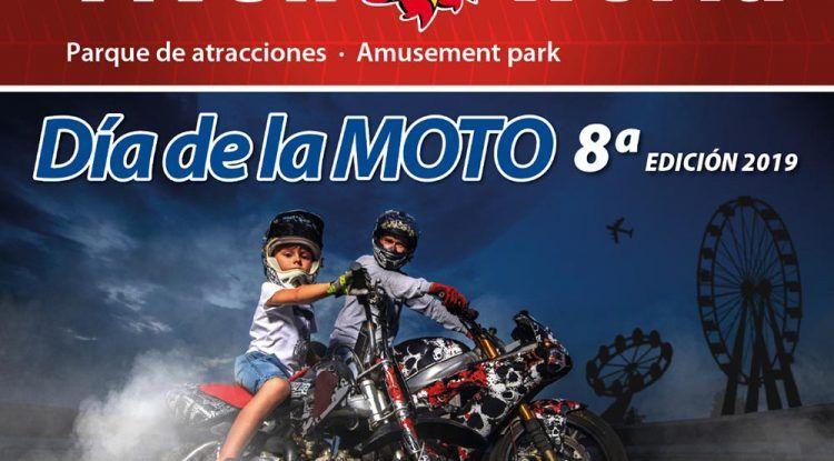 Entra gratis a Tivoli World el domingo 29 de septiembre en el Día de la Moto (8ª edición)