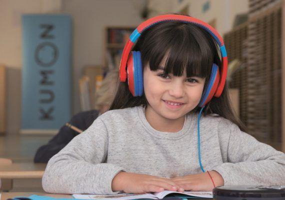 Kumon English: extraescolares para aprender a pensar en inglés