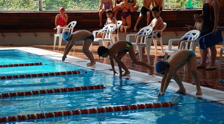 Curso de natación para niños en Alhaurin el Grande