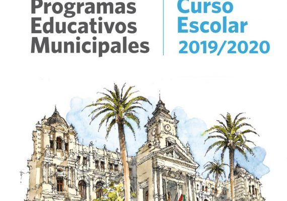 Programas educativos municipales para los centros escolares de Málaga curso 2019-2020