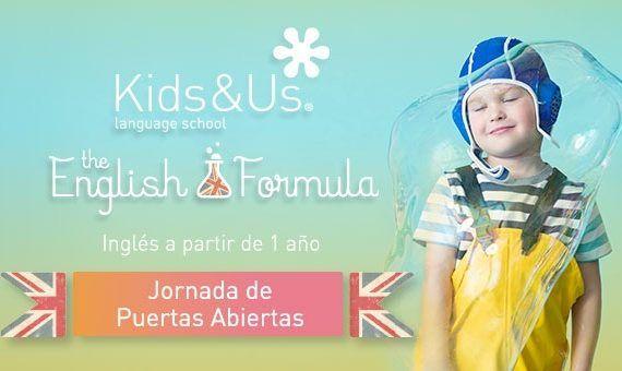 Jornada de puertas abiertas en la escuela de inglés Kids&Us Torremolinos