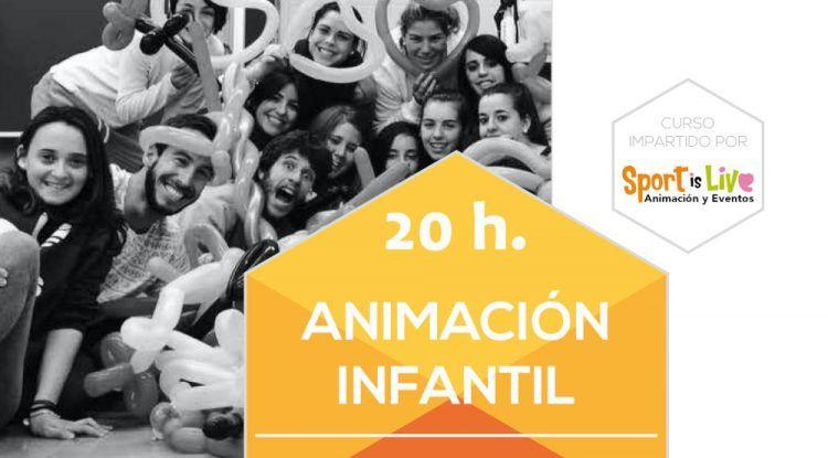 Curso de animación infantil en Málaga