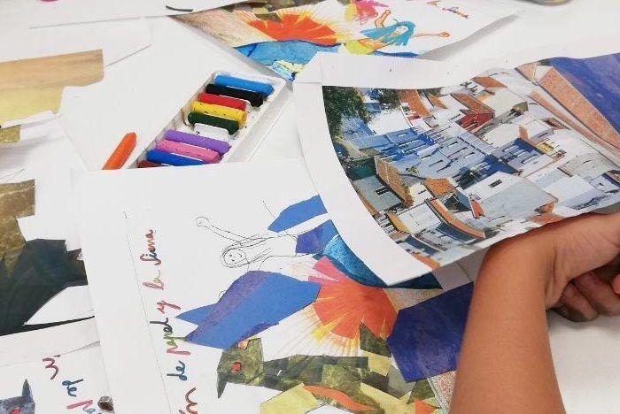 Taller 'Crea tu propio cuento' en La Térmica (Málaga)