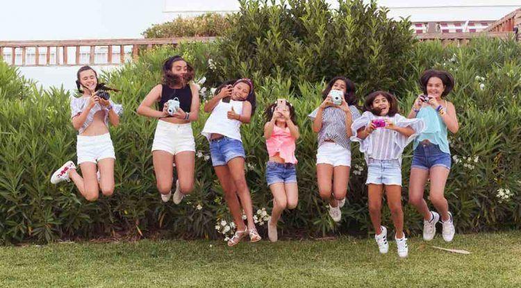 Taller de fotografía infantil en La Térmica (Málaga)