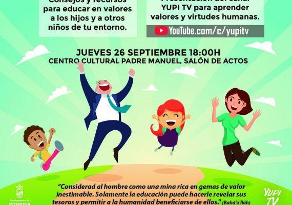 Taller gratis 'Aprendiendo valores en familia' en Estepona