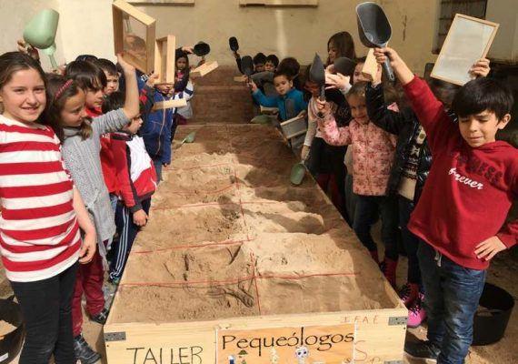 Taller de egiptología y momificación para niños en La Térmica (Málaga)