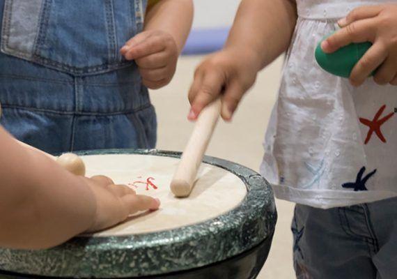 Talleres de iniciación musical para niños en el Museo Thyssen de Málaga