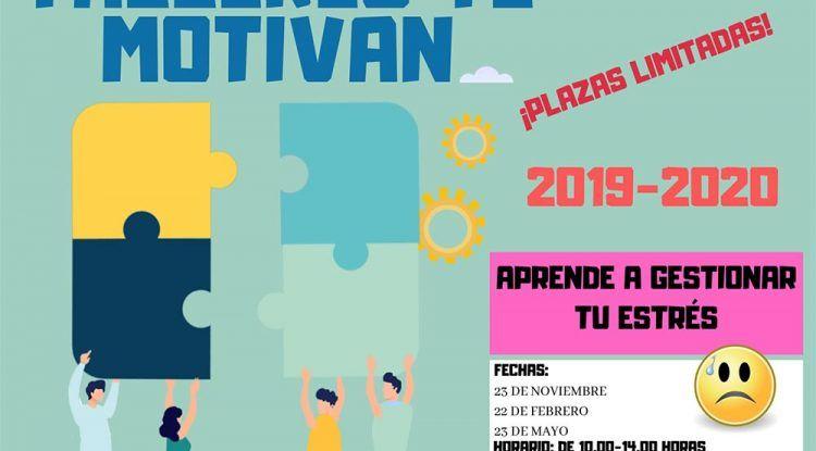 Talleres para niños y jóvenes en el Centro Te Motivan Málaga