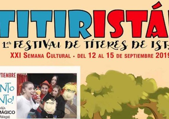 Festival de Títeresgratis para niños