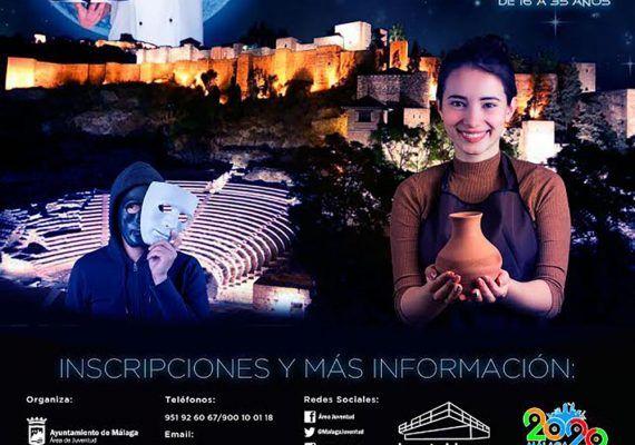 Actividades gratis para jóvenes en noviembre con Alterna en la noche Málaga