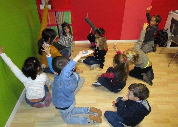 Campamento de Navidad en inglés para niños con Kids&Us Málaga y Torremolinos