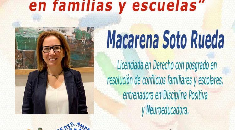 Conferencia gratis sobre Disciplina Positiva para madres y padres en Alhaurín el Grande