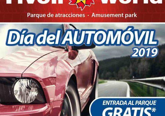 Entrada gratis a Tivoli World este domingo 20 de octubre en el Día del Automovil