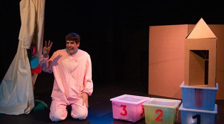 Espectáculos infantiles con títeres y objetos en el Teatro Cánovas de Málaga