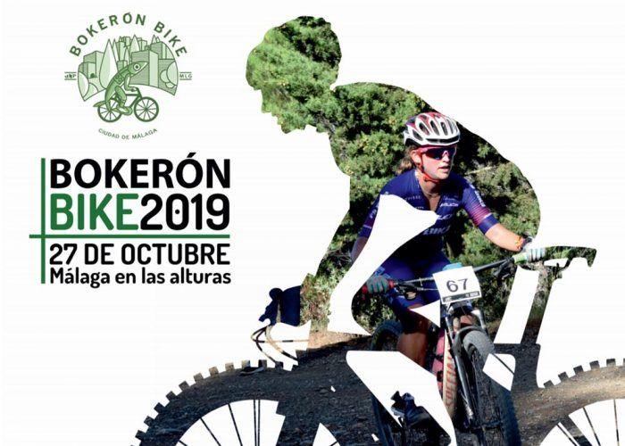Gymkana infantil gratis para celebrar la Bokerón Bike 2019 en Málaga