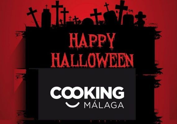 Taller de cocina infantil y en familia sobre Halloween con Cooking Málaga
