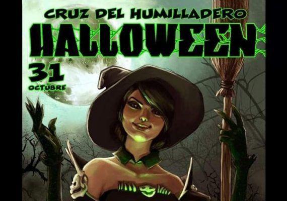 Taller de cocina, laberinto, gymkana y más actividades para Halloween en Cruz de Humilladero (Málaga)