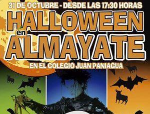 Fiesta de Halloween para toda la familia en Almayate (Vélez-Málaga)