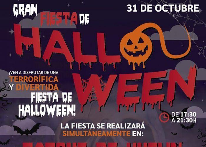 Halloween en familia: fiesta en los parques principales de Carretera de Cádiz (Málaga)