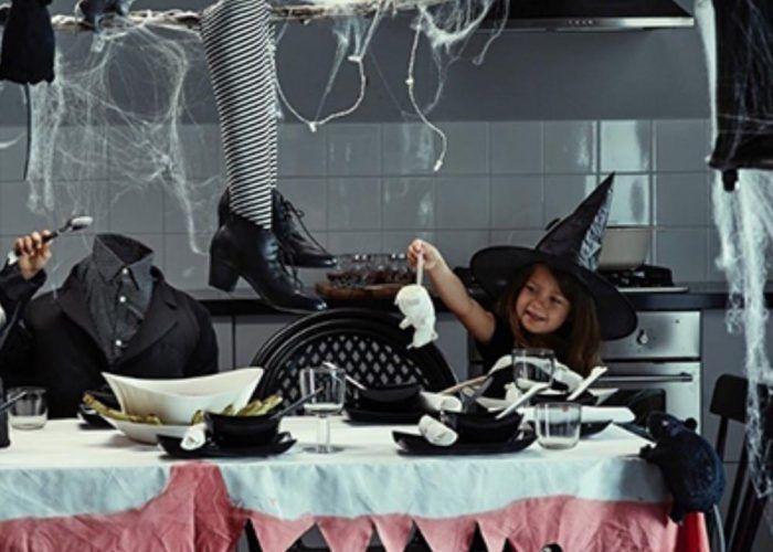 Halloween 2019 en Ikea Málaga: escuela de magia para niños y menú infantil gratis