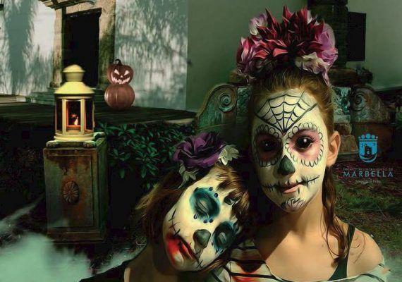 Actividades gratis para niños para Halloween en Marbella