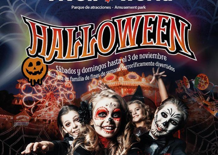 Fines de semana de miedo en Tivoli World para celebrar Halloween en familia