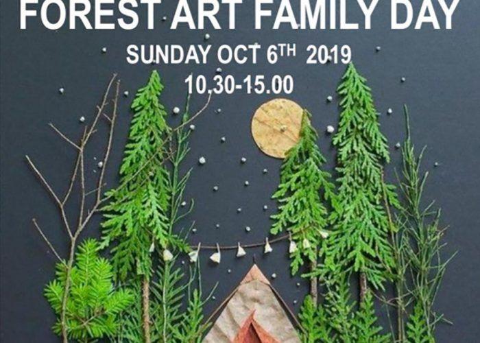 Jornada familiar gratis de arte y picnic en el bosque de Alhaurín el Grande