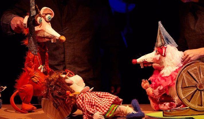 Teatro, música y danza para niños en noviembre en el teatro Echegaray de Málaga