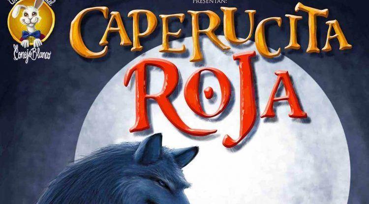 Sorteo de dos entradas para la función teatral 'Caperucita Roja' en Mijas (Málaga)