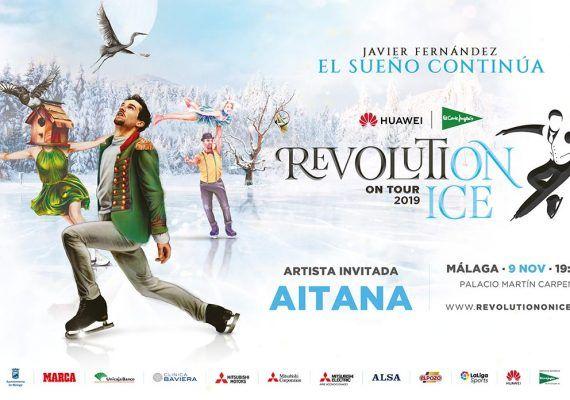 Valora a La Diversiva en Google y entra en el sorteo de entradas para 'Revolution On Ice' en Málaga