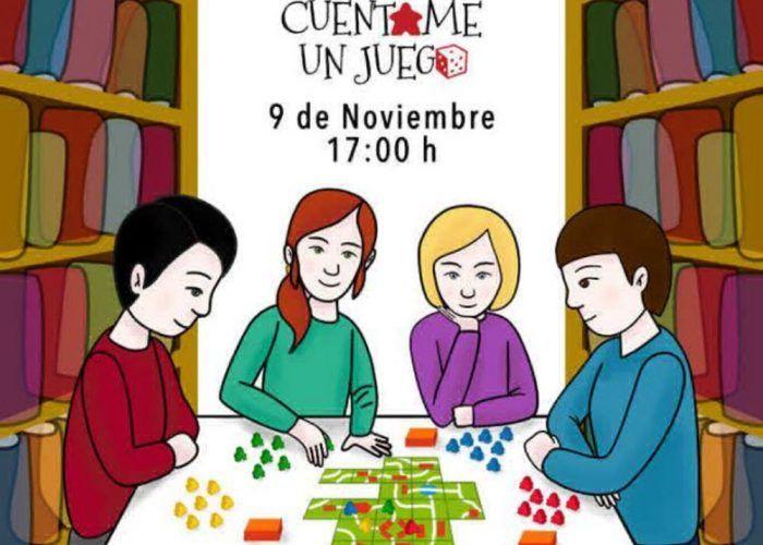 Talleres de juegos de mesa para niños en Librería Luces