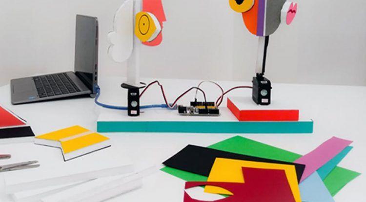 Taller de robótica para toda la familia en el Museo Picasso Málaga