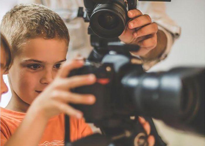 Talleres gratis de cine para niños y adolescentes con Minichaplin en Benalmádena