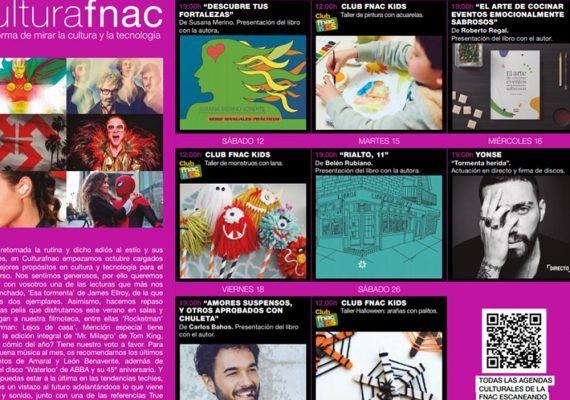 Talleres gratis de manualidades y pintura para niños en Fnac Marbella