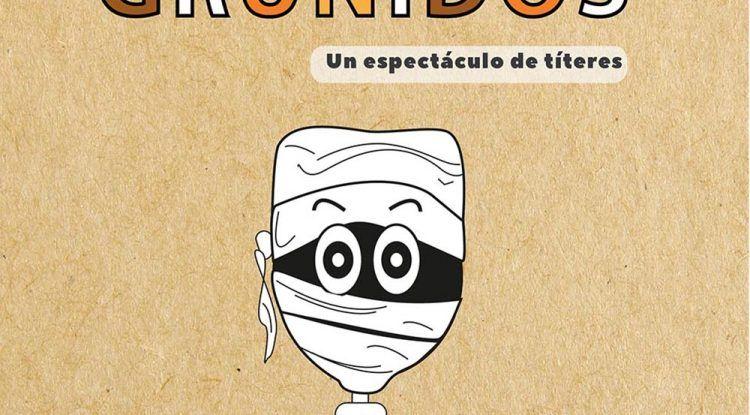 Obra infantil con títeres y objetos en el teatro CAMM de Málaga