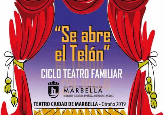 Obras de teatro para toda la familia en Marbella (Málaga)