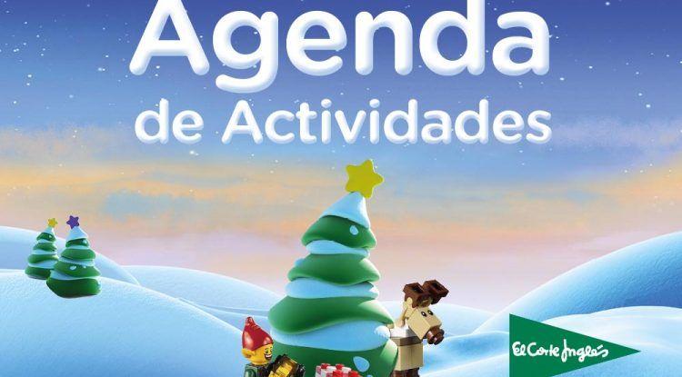 Actividades gratis para toda la familia en Navidad en El Corte Inglés de Mijas