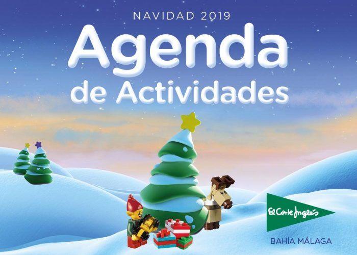 Actividades infantiles gratis para celebrar la Navidad en El Corte Inglés Bahía Málaga