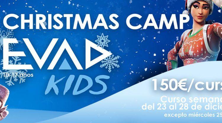Campamento de Navidad: talleres de videojuegos con EVAD KidsCampamento de Navidad: talleres de videojuegos con EVAD Kids
