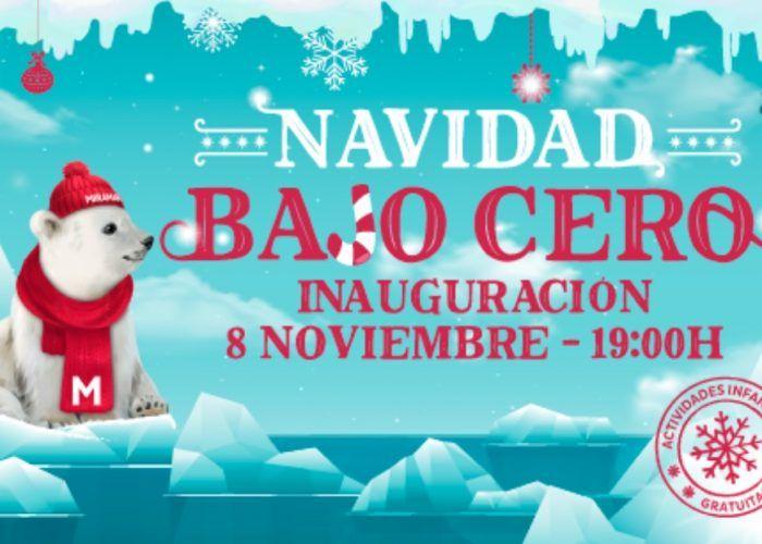 Navidad en Centro Comercial Miramar Fuengirola