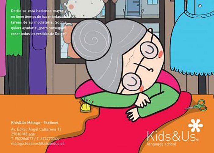 Cuentacuentos gratis para niños en noviembre con Agapea Teatinos Málaga